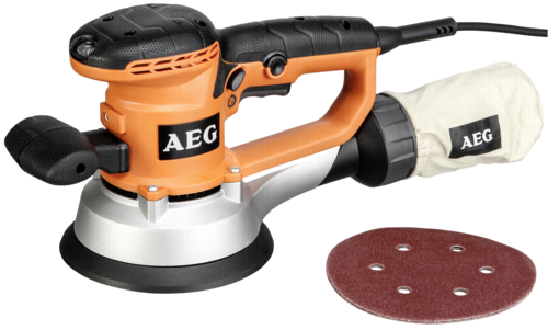 Excentrická bruska AEG EX 150 ES