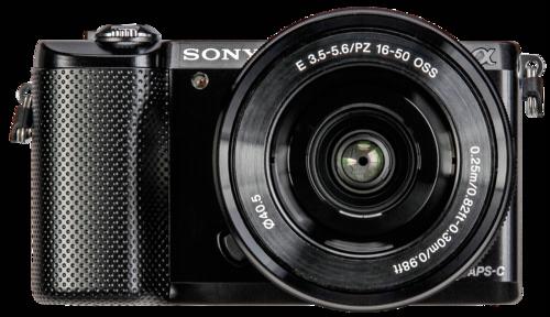 Fotoaparát Sony Alpha 5000 černý + SEL-P 16-50