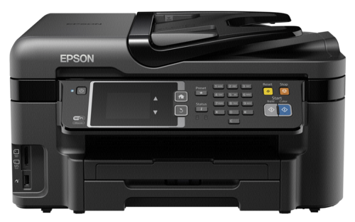 Epson WorkForce WF-3620 DWF