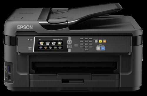 Tiskárna Epson WorkForce WF-7610 DWF