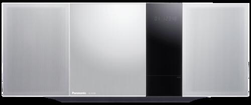 Mikrosystém Panasonic SC-HC49 EG-S stříbrný