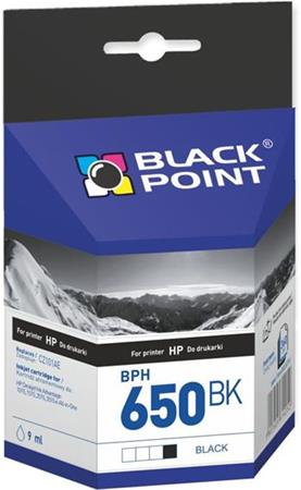 Black Point BPH650BK