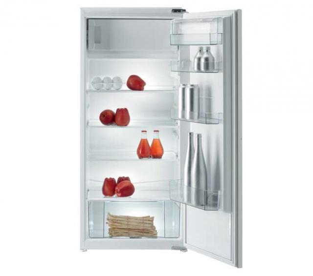 Vestavná chladnička Gorenje RBI4122AW, s mrazákem