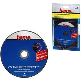 Hama čistič laserového snímače DVD mechaniky (suchý proces)