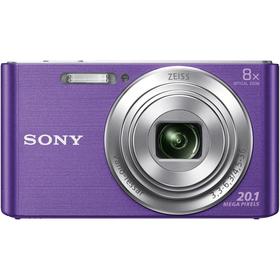 Fotoaparát Sony DSC-W830V fialový