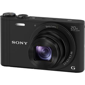 Fotoaparát Sony DSC-WX350 B černý