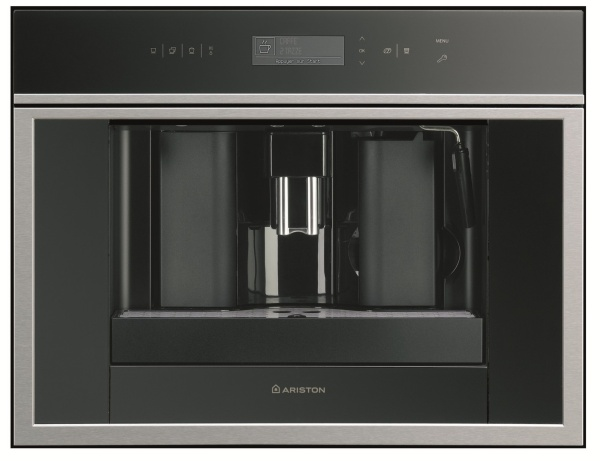 Kávovar HotPoint-Ariston MCK 103 X/HA S