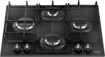 Varná deska plyn. Hotpoint TQ 640 (BK) K GH/HA