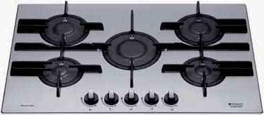 Varná deska plyn. Hotpoint PK 755D GH E X/HA