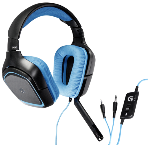 Logitech G430 Surround Gaming Headset