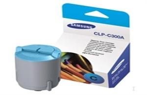 Samsung toner cyan CLP-C300A - 1000 stran