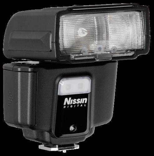 NISSIN blesk i40 love mini pro Nikon
