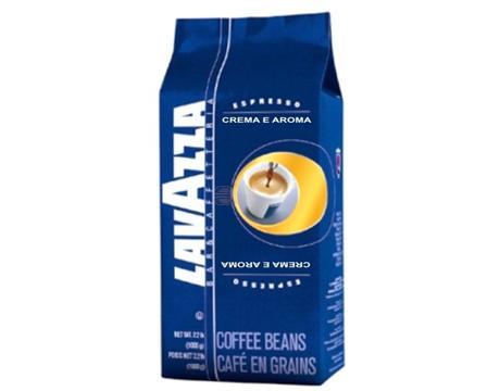Káva Lavazza Crema e Aroma Espresso modré 1kg