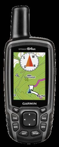 Navigace Garmin GPS Map 64 st