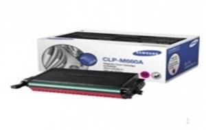 Samsung toner magenta CLP - M660A pro CLP-610 - 2000 stran