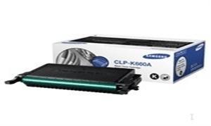 Samsung toner černý CLP - K660A pro CLP - 610 - 2500 stran
