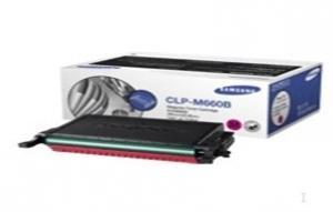 Samsung toner magenta CLP-M660B - 5000 stran