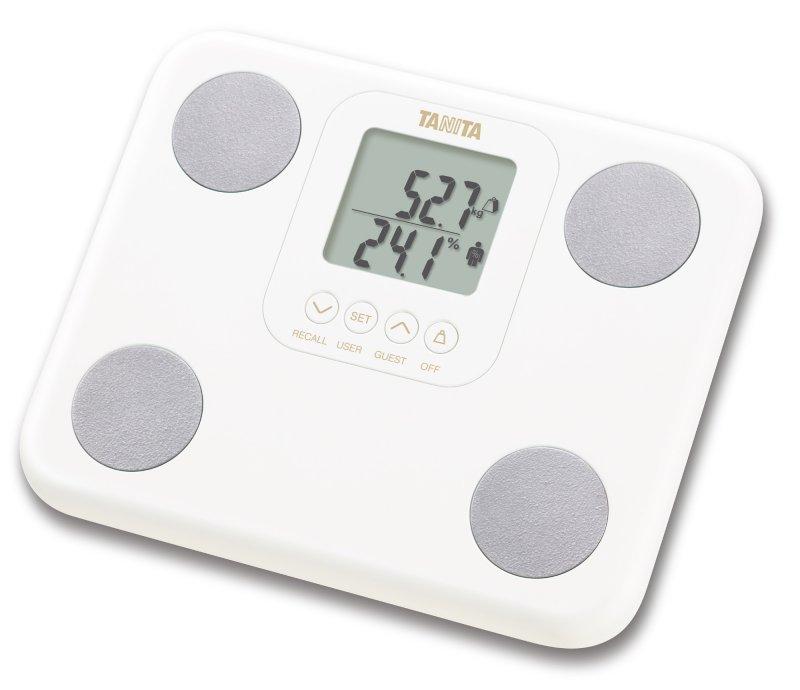 Váha osobní Tanita BC-730 bílá