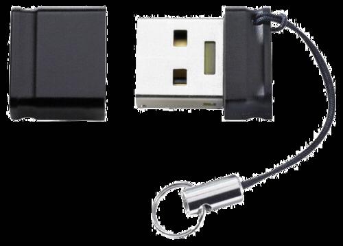 Intenso 8GB Slim Line USB 3.0 Stick schwarz