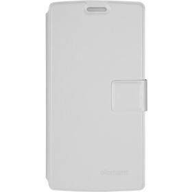 Element P451 Leather Case White SENCOR
