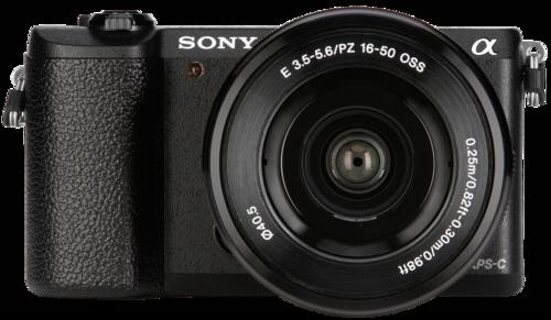 Fotoaparát Sony Alpha 5100 Kit schwarz + SEL-P 16-50