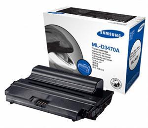 Samsung toner černý ML-D3470A pro ML-3470D/ML-3471ND - 4 000str.