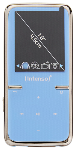 Intenso Video Scooter 1,8 8GB modra