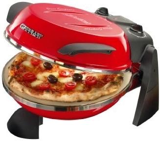 Pec na pizzu G3 Ferrari G10006 Delizia červená