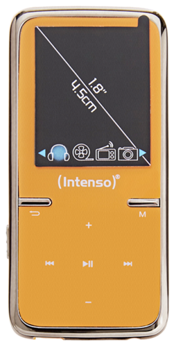 Intenso Video Scooter 1,8 8GB oranzova