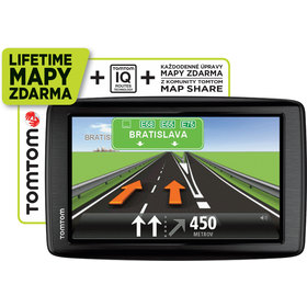 TOMTOM START 25 Europe Traffic LIFETIME
