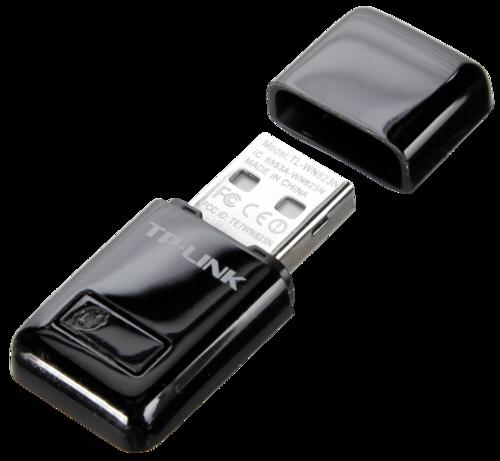 TL-WN823N WiFi USB Adaptér N300 TP-LINK