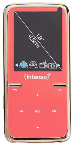 Intenso Video Scooter 1,8 8GB ruzova