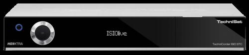 Technisat TechniCorder ISIO STC stribrna