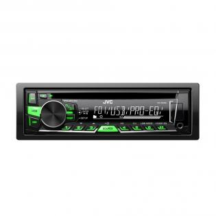 KD R469 AUTORÁDIO S CD/MP3/USB JVC