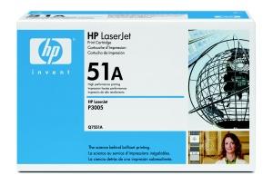 HP Q7551A Toner 51A pro LJ P3005/M3035mfp/M3027mfp, (6500str), Black