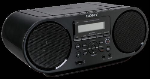 Přehrávač Sony ZS-RS60BT