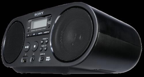 Přehrávač Sony ZS-PS55B cerna