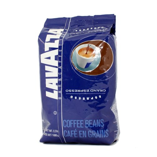 Lavazza Espresso Grand Espresso zrnková káva 1 kg