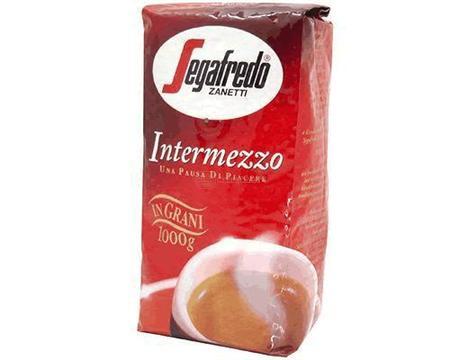 Káva zrnková Segafredo Intermezzo 1kg