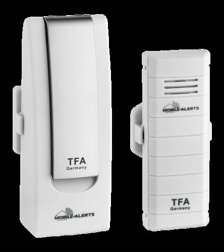 Meteostanice TFA WeatherHub Temperature Monitor - Starter Set 1