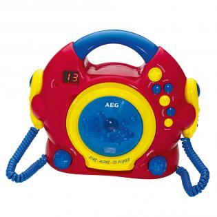 Přenosné audio AEG CDK 4229