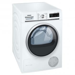 Siemens WT47W560 iQ700 Wärmepumpen-Wäschetrockner A++ 8kg Weiß