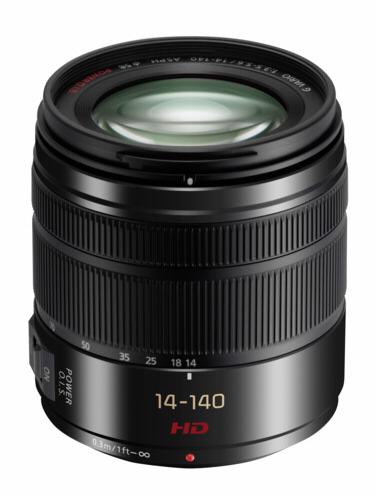 Panasonic H-FS14140EKA - LUMIX G VARIO HD 14-140mm/F3.5-5.6 ASPH POWER O.I.S.