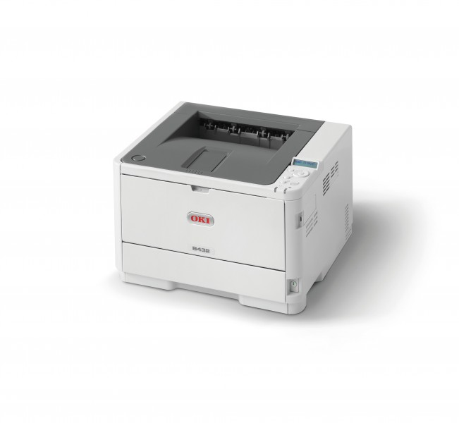 Laserová černobílá tiskárna OKI B432dn
