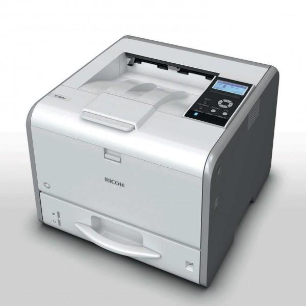 Laserová tiskárna Ricoh SP 3600DN B / W