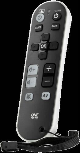 OFA URC6810 TV Zapper univerzální DO 3v1