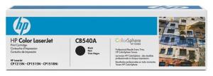 HP CB540A Toner 125A pro CLJ CP1215, 1515 (2200str), Black