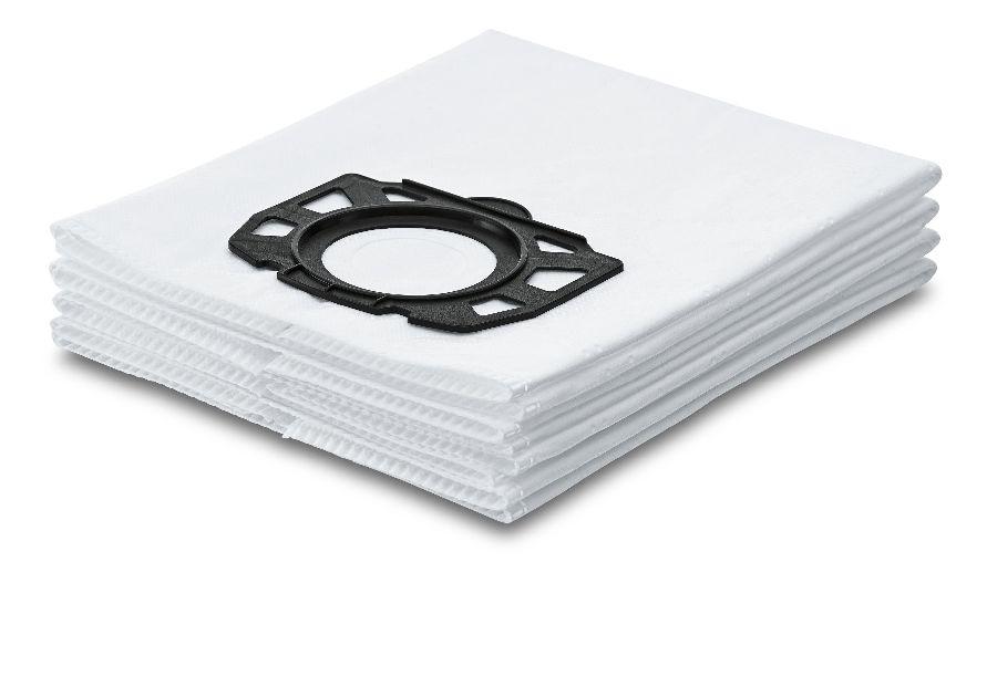 Kärcher Fleece Filter Bags 4 pieces for MV 4/5/6 Series