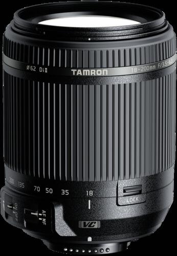 Tamron AF 18-200mm F/3.5-6.3 Di II VC Ni