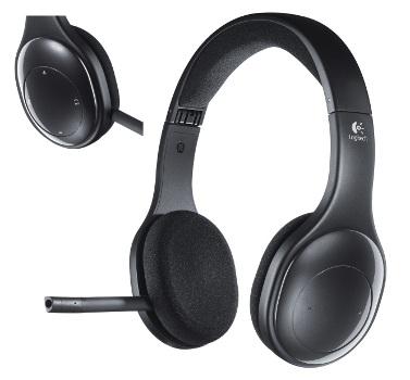 Logitech H800 Bezdrátová sluchátka s mikrofonem